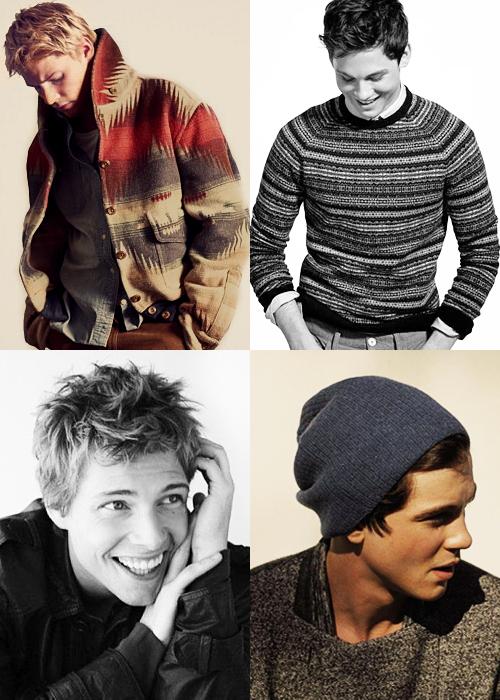 Hunter Parrish And Logan Lerman DatingHunter Parrish And Logan Lerman